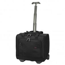 Manažerské zavazadlo WT WHEELED DELUXE BRIEF černé