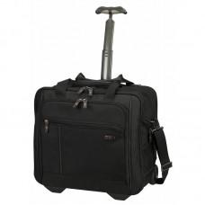 Manažerské zavazadlo WT WHEELED DELUXE BRIEF EXP černé