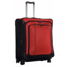 Cestovní zavazadlo Victorinox WT-27 DUAL CASTER červené