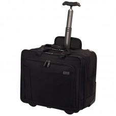 Manažerské zavazadlo Victorinox POMPEII MONO RETRAX černé
