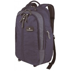 Batoh Victorinox VERTICAL ZIP LAPTOP BACKPACK modrý