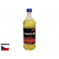 Lampový olej vanilka žlutý 1 L