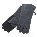 Rösle Kožené rukavice na grilování 2ks