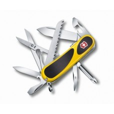VICTORINOX kapesní nůž EVOGRIP S 18 žluto černý