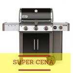 Weber Genesis® II. LX E-340 GBS Black (černý)