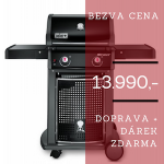 Plynový gril Weber Spirit E-210 Classic