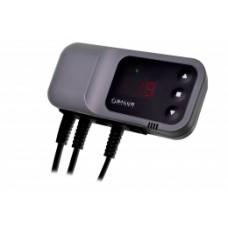 Termostat SALUS PC12HW pro čerpadla ÚT+TÚV s příložnými čidly