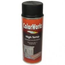 Žáruvzdorná barva Colorworks antracit šedá