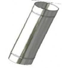 Kouřovod nerez ø 130 mm délka 500 mm