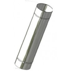 Kouřovod nerez ø 200 mm délka 1000 mm