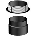 Redukce pro přípojení do keramického komínu 130/200mm
