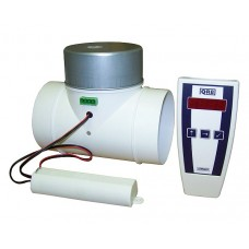 Automatická regulace hoření QR8 - 100 mm