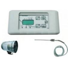 Automatická regulace přívodu vzduchu 120 RT 08 OS