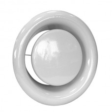 Talířový kovový ventil pro odvod vzduchu pr.200mm