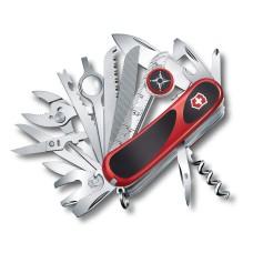 VICTORINOX kapesní nůž EVOGRIP S 54 červeno černý