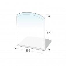 Podkladové tvrzené sklo pod kamna Lienbacher 21.02.882.2