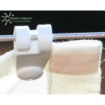 Posuvné háčky pro všechny sluneční plachty 20 ks bílé