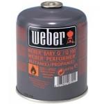 Weber Plynová kartuše šroubovací 445 g